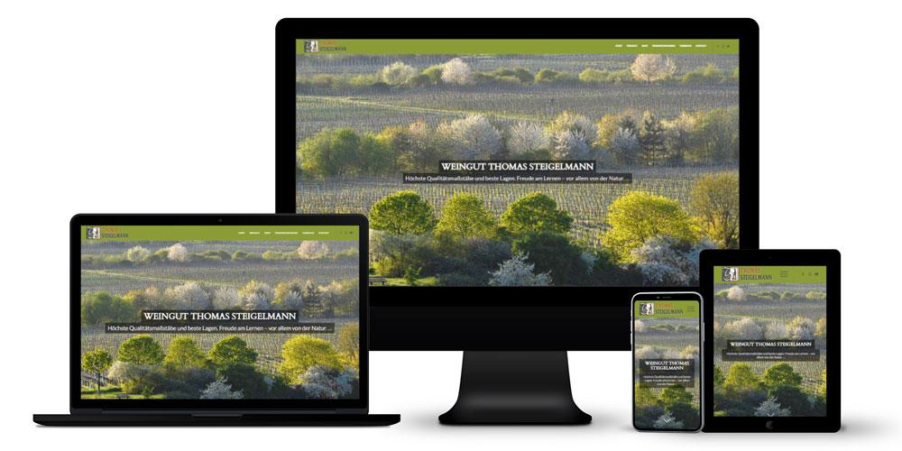 Weingut - Online-Auftritt mit Blog und Shop-Integration, Marketing, Fotografische Langzeitdokumentation, Storytelling